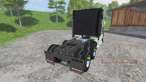 Kenworth T908 v1.1 para Farming Simulator 2015