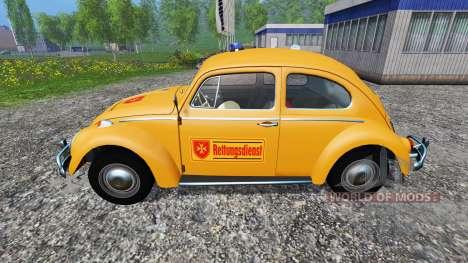 Volkswagen Beetle 1966 [Maltese] para Farming Simulator 2015