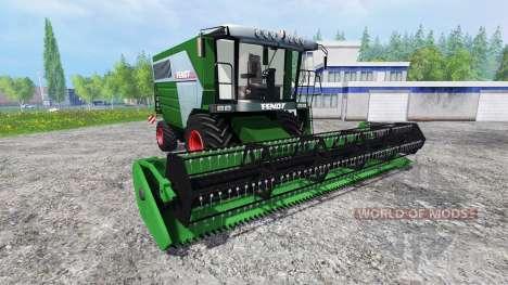 Fendt 8350 para Farming Simulator 2015