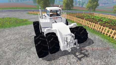 Big Bud-747 v3.0 para Farming Simulator 2015