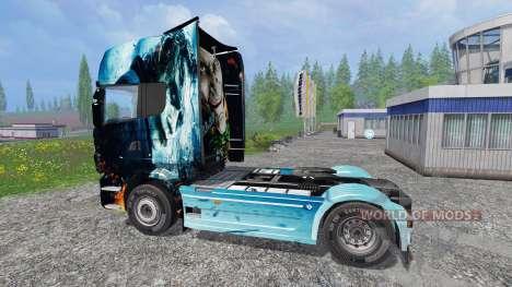 Scania R560 [power] para Farming Simulator 2015