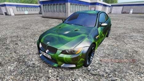 BMW M3 (E92) [NOS] para Farming Simulator 2015