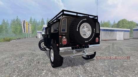 Hummer H1 [Terminator] para Farming Simulator 2015