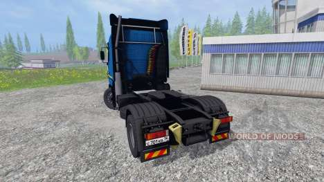 MAZ-5440 [lavable] para Farming Simulator 2015
