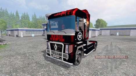 Renault Magnum [Red Dead Redemption] para Farming Simulator 2015