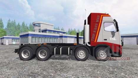 Volvo FH12 HKL para Farming Simulator 2015