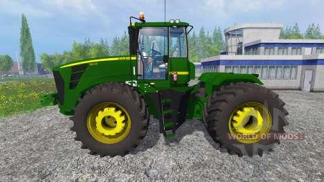 John Deere 9630 v3.0 para Farming Simulator 2015