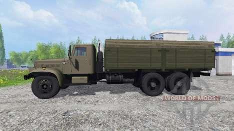 KrAZ-257 v1.2 para Farming Simulator 2015