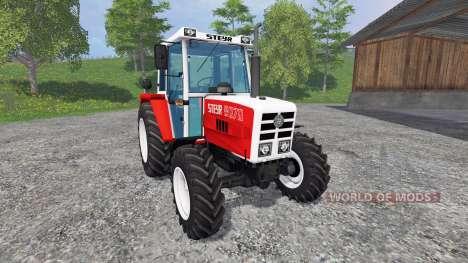 Steyr 8070A SK2 FL para Farming Simulator 2015