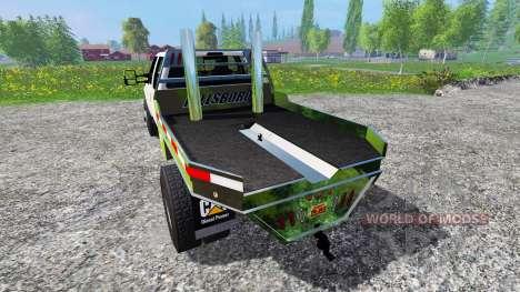 Ford F-350 [street dually] para Farming Simulator 2015