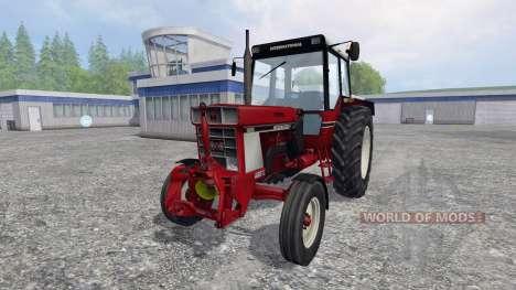 IHC 1055 para Farming Simulator 2015