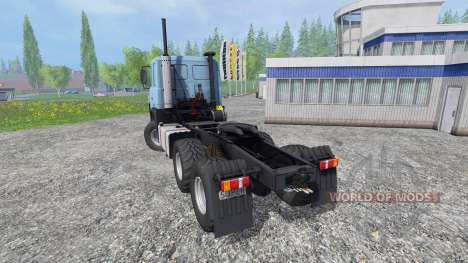 MAZ-64229 para Farming Simulator 2015