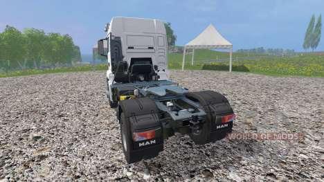 MAN TGS 18.680 para Farming Simulator 2015