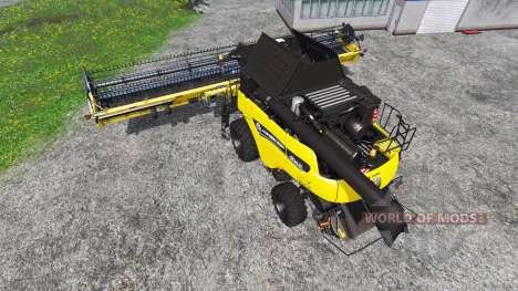 New Holland CR90.75 [Yellow Bull] v2.0 para Farming Simulator 2015