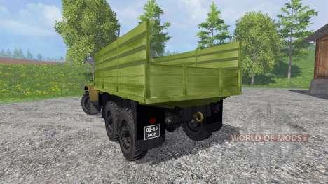 ZIL-157 para Farming Simulator 2015