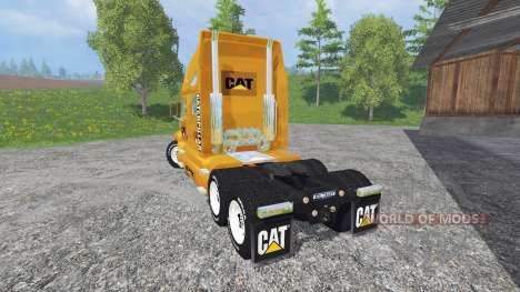 Kenworth T2000 para Farming Simulator 2015
