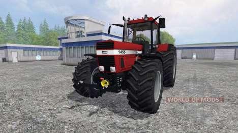 Case IH 1455 XL v1.0 para Farming Simulator 2015