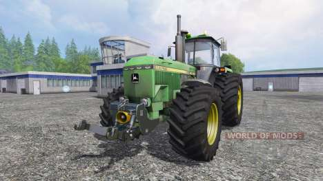 John Deere 4755 v3.0 para Farming Simulator 2015