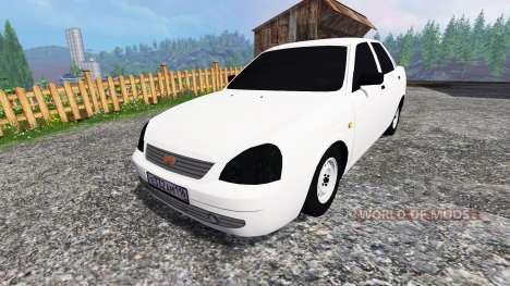 VAZ-2170 Lada Priora para Farming Simulator 2015
