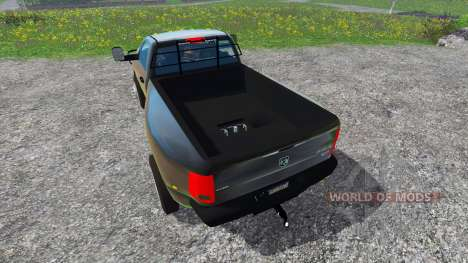 Dodge Ram 3500 [dually] para Farming Simulator 2015