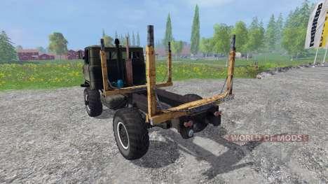 GAZ-66 v2.0 para Farming Simulator 2015