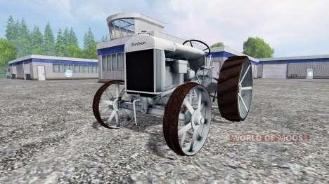 Fordson Model F 1917 v1.1 para Farming Simulator 2015