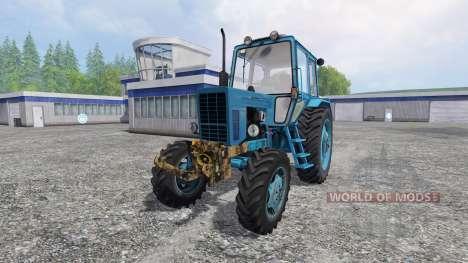 MTZ-82 [UCR] para Farming Simulator 2015