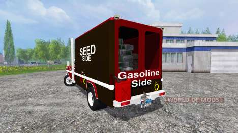 Ford F-100 [seed side] para Farming Simulator 2015