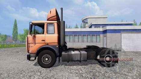 MAZ-5432 para Farming Simulator 2015