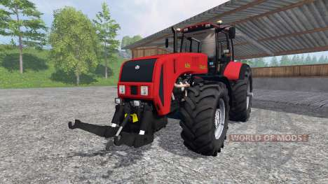 Bielorrusia-3522 v1.4 para Farming Simulator 2015