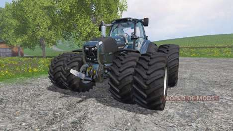 Deutz-Fahr Agrotron 7250 Warrior v3.0 para Farming Simulator 2015