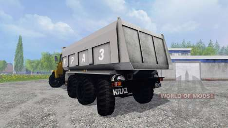 Kraz-7140 para Farming Simulator 2015
