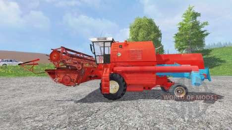 Bizon Z058 [record] para Farming Simulator 2015