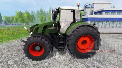 Fendt 822 Vario para Farming Simulator 2015