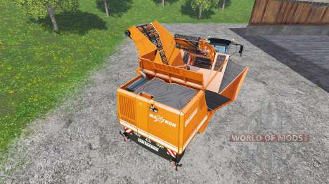 Grimme Maxtron 620 v2.0 para Farming Simulator 2015
