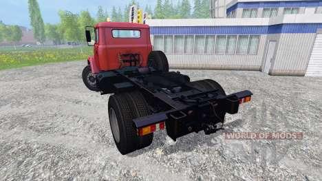 KrAZ-5133 v1.1 para Farming Simulator 2015