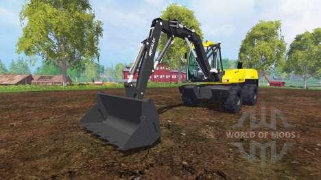 Mecalac 12MTX para Farming Simulator 2015
