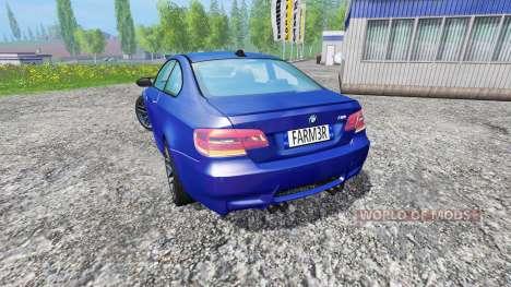 BMW M3 (E92) v2.0 para Farming Simulator 2015
