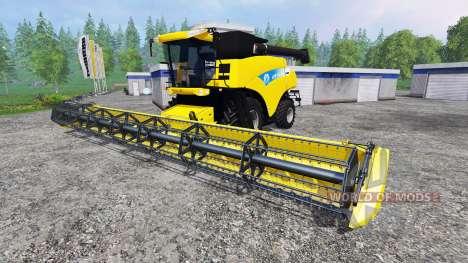 New Holland CR 9090 para Farming Simulator 2015