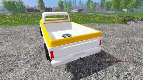 GMC C1500 1969 para Farming Simulator 2015