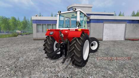 Steyr 8080A SK1 para Farming Simulator 2015