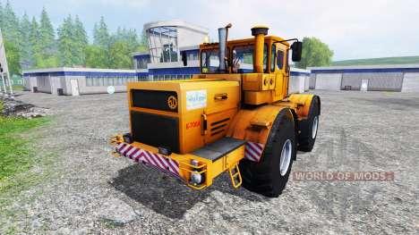 K-700A kirovec para Farming Simulator 2015