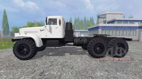 Kraz-255 B1 para Farming Simulator 2015