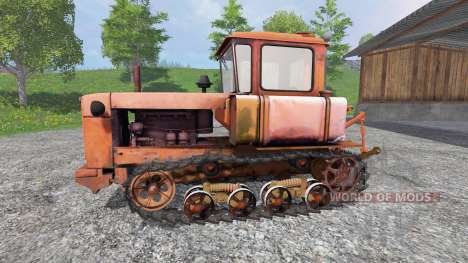 DT-75N para Farming Simulator 2015