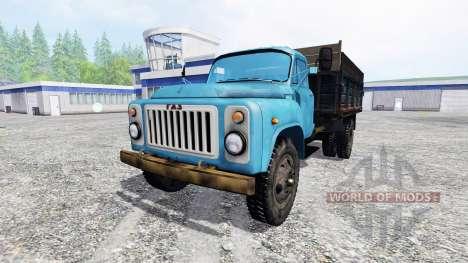 GAZ-53 [lavable] para Farming Simulator 2015