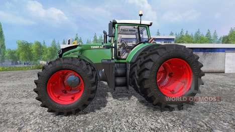 Fendt 1050 Vario [grip] v4.1 para Farming Simulator 2015