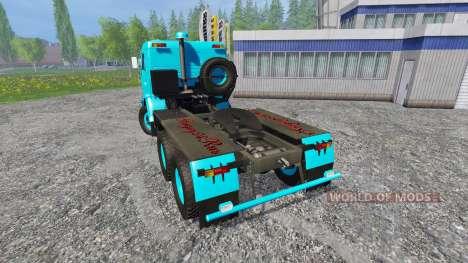 KamAZ-54112 v2.0 para Farming Simulator 2015