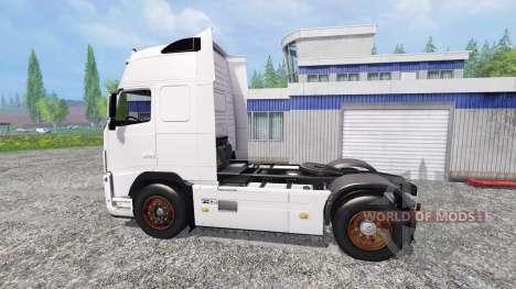 Volvo FH16 Mk.II v1.1 para Farming Simulator 2015
