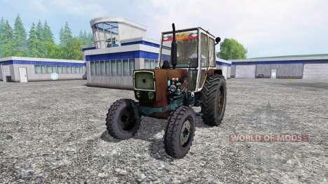 UMZ-6 para Farming Simulator 2015
