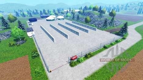 Hagestedt v1.0 para Farming Simulator 2015